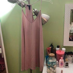 Light pink sundress